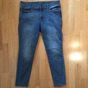 GAP Cropped Denim Jeans